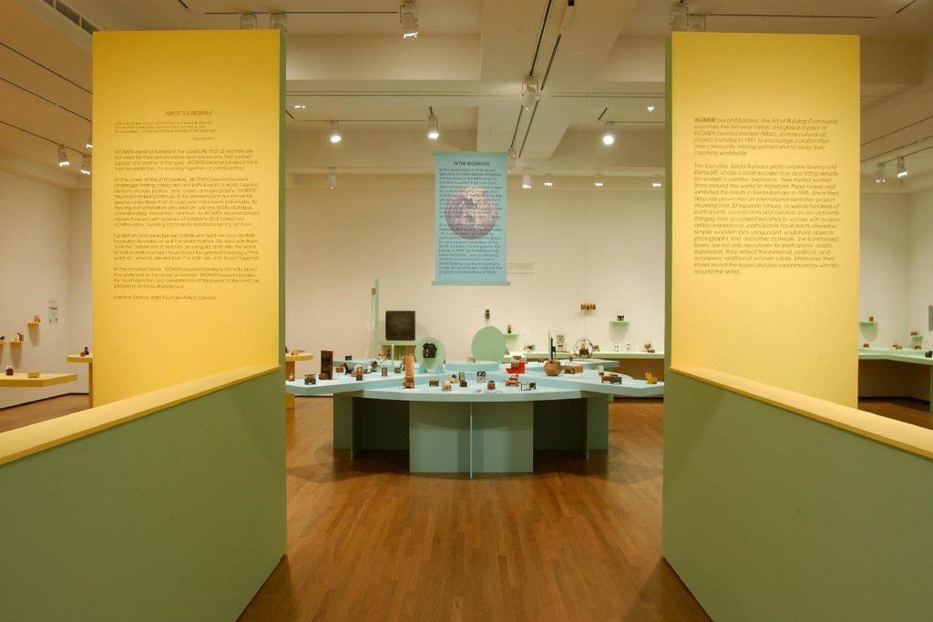 University Art Museum WBB Retrospective