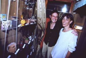 Gina Ballinger, WBB Artist and Coordinator
