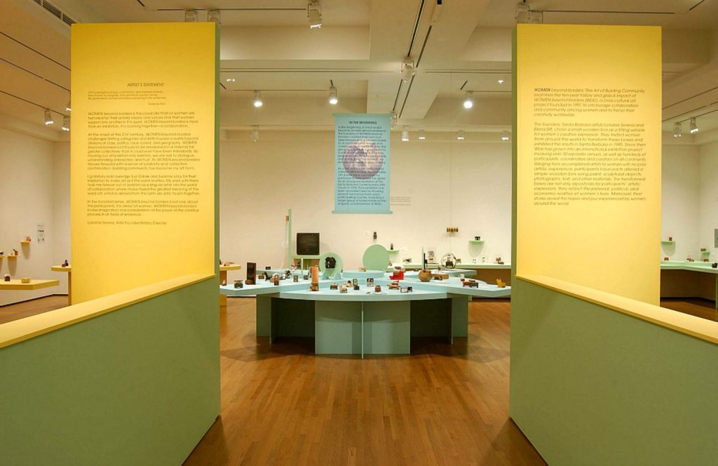 WBB Retrospective at UCSB Art Museum