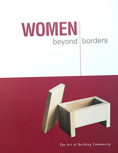 WOMEN BEYOND BORDERS BOOK